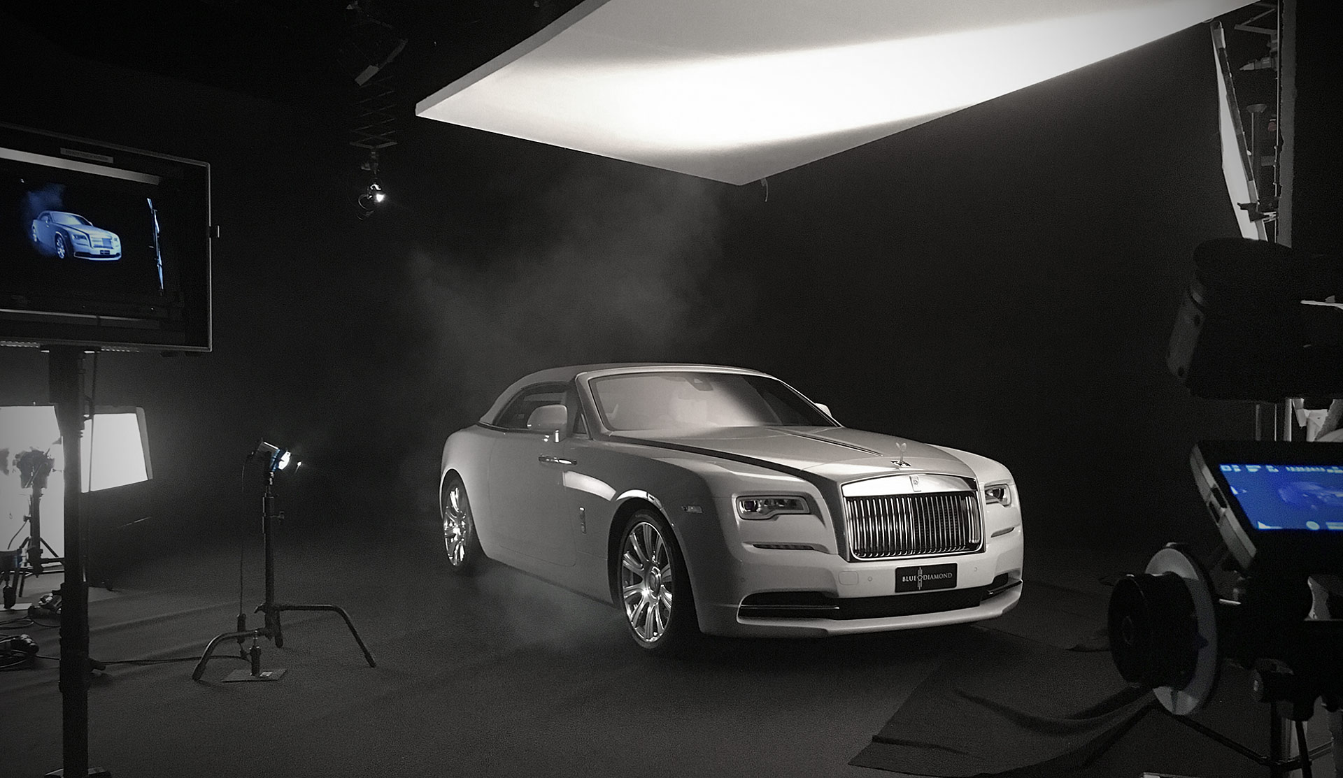 Bentley cars photography at Big Shed Manchester